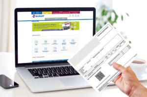 facturación electrónica sunat