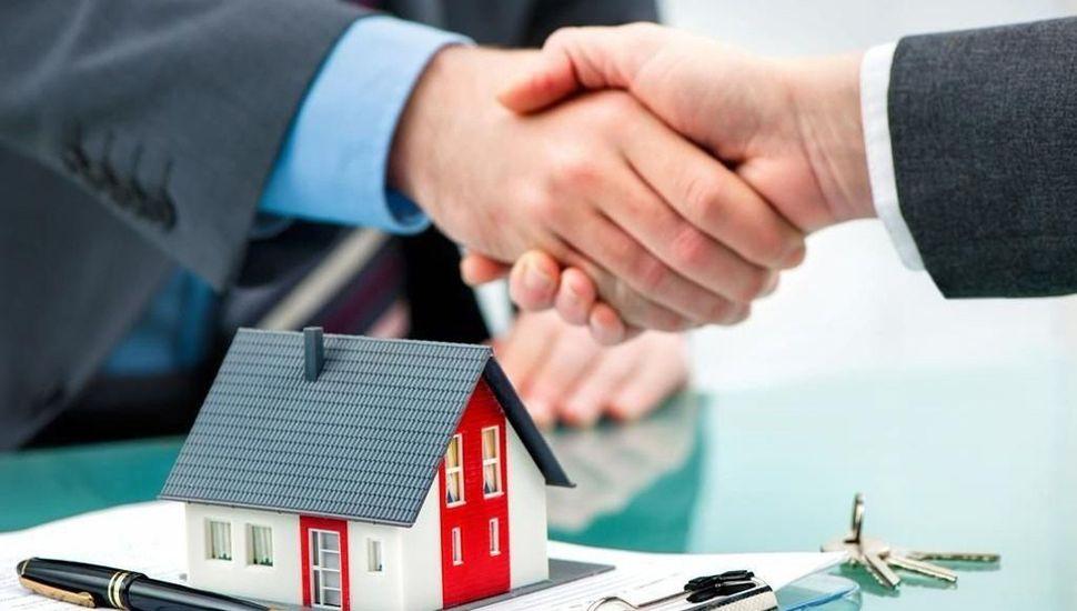 prestamo con garantía hipotecaria estando en Infocorp